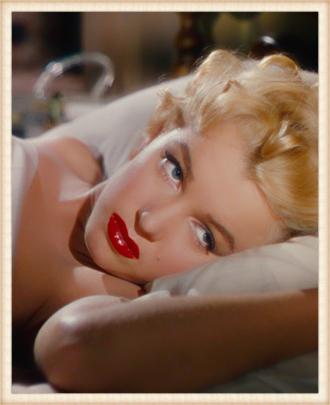 A photo of Marilyn Monroe