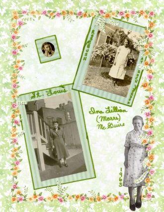Ina Lillian (Lillie) Marrs