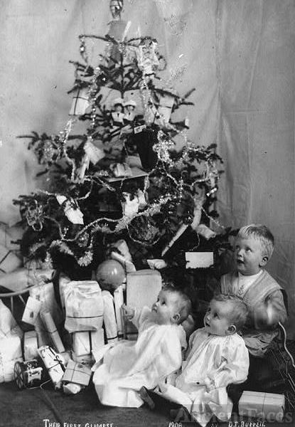 D.T. Burrell's Christmas 1908
