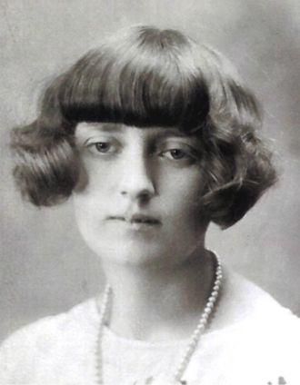 Ruth Hildegard (Mossengren) Wolner