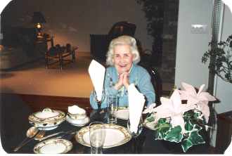 Emeron Lewis Sanders' wife, Eleanor