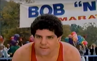 Bob Richards on KSDK NewsChannel 5 Promo (1993)