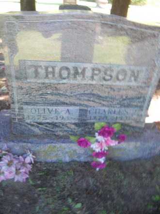 Charles James Thompson Gravesite