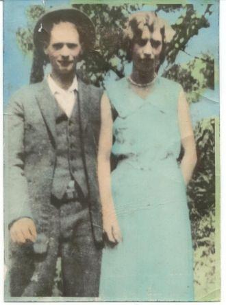 Grandparents Silas and Dora