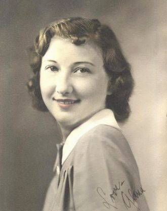 Elma Harriett Roth; Fresno, CA