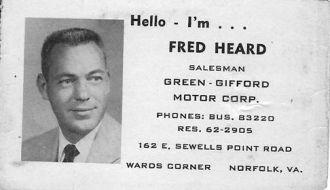 Fred Heard Sr