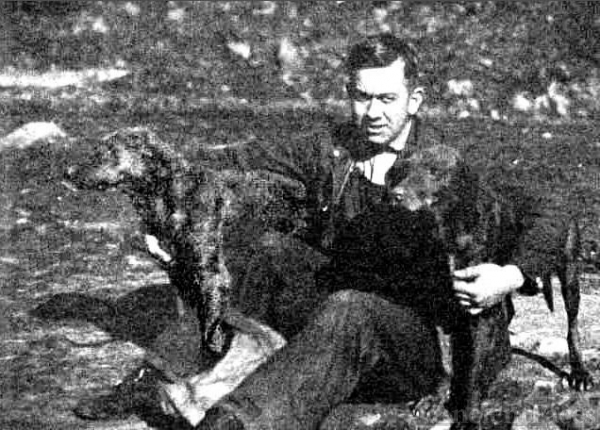 Ira Eldridge & Dogs