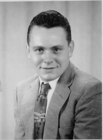 """""""Ozzie"""" Osborn Arthur Beck Jr."""