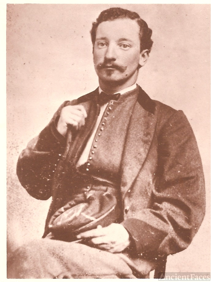 Henry Lowndes Allan, Texas