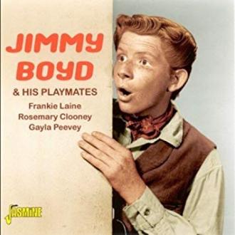 A photo of Jimmy Boyd