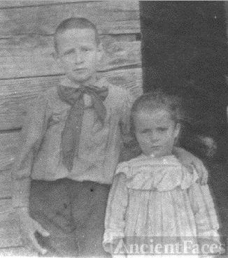 Charles and Lily Baur, 1909