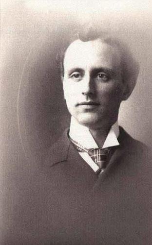 A photo of Chester John Sylvester Chapin