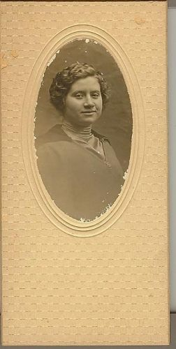 A photo of Florence  Smulley