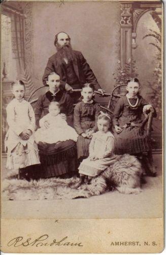 Gilbert Trueman's Family