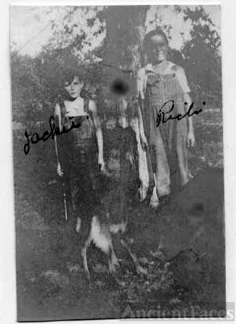 Jackie Leroy Harrel & Richie