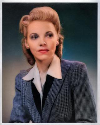 Dorothea Evangeline Williams