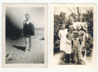 Grandma Stella - 1945