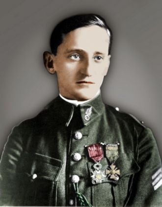 Colonel Charles Sweeny