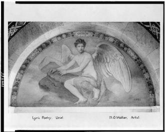 Lyric poetry; Uriel / H.O. Walker, artist.