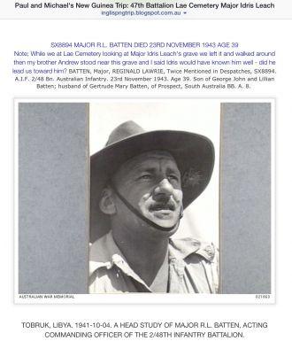 Reginald Lawrie Batten