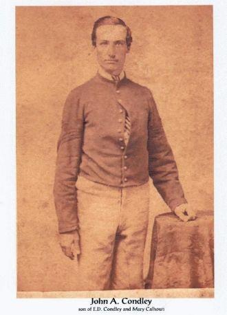 A photo of John A. Condley
