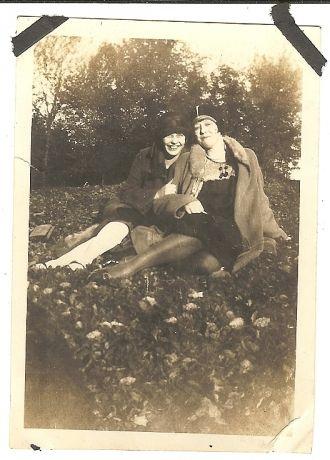 Ruth & Ann surname unknown