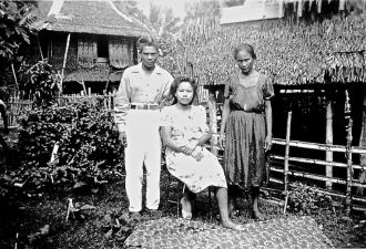 Unknown Family, Philippines