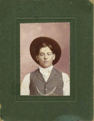 Jacob Almorine Miller - 1896