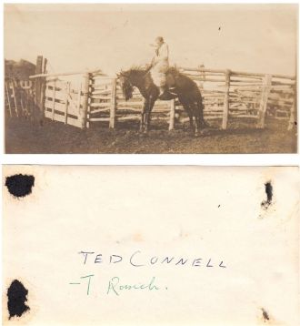 Ted Connell - Bar T ranch