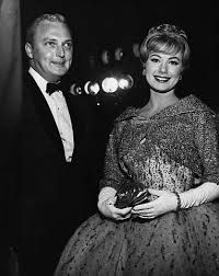 Jack Cassidy and Shirley Jones