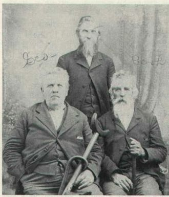 Berryman Brothers of Pope Co AR
