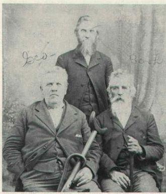 A photo of George Washington  Berryman