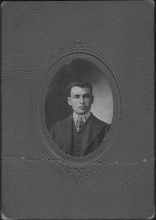 Possible McGill Male, 2