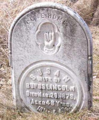 Susan Weeks,Lincoln