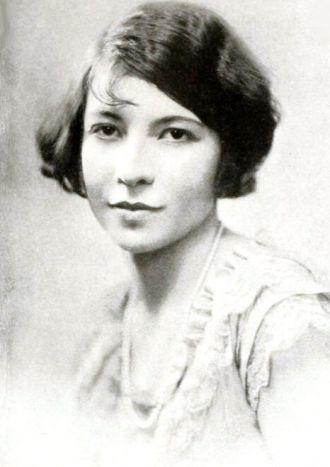 Julia Dorothy Funk, Florida, 1926