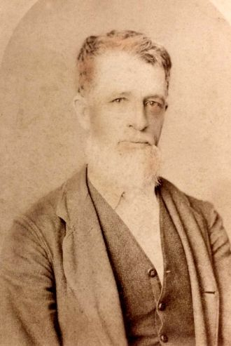 Nathan Henry Way, Louisiana