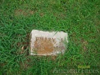 Emery E. Mann gravesite