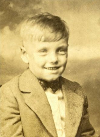 Fred Walter Vallis-Back to School in 1928!