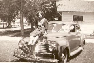 Elener Fry, Missouri 1940