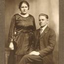 Roy Smith and Hazel Pilcher