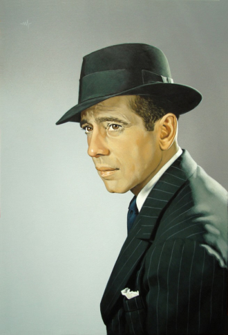 A photo of Humphrey DeForest Bogart