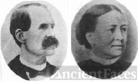 Albert Edward Draper and Clara Bruno