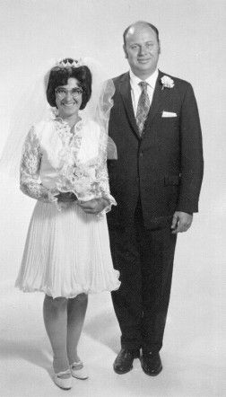 Tommy Bauman n wife Dorothy Gillegos Bauman