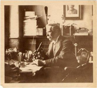 Dr Arthur Falconer Hayden