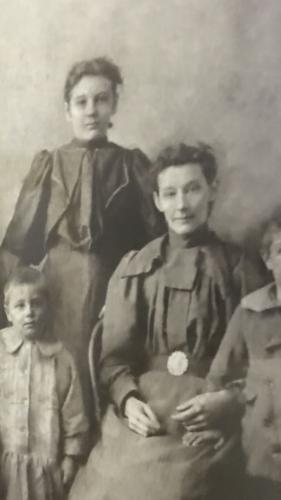 Lillian (Boswell) Kirkpatrick Family