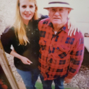 Stan Robinson With daughter Ann