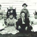 Henry & Sarah (Wagonheim) Schaffer Family, 1895