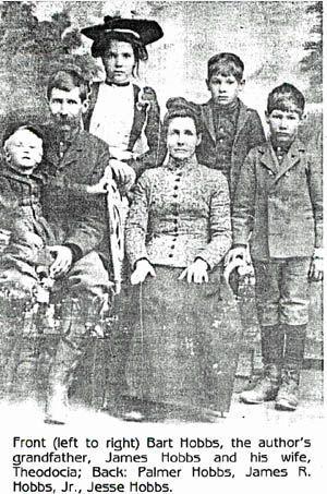 James & Theadocia Hobbs Family