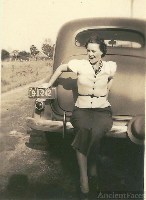 Wilma Shaw, Florida 1937