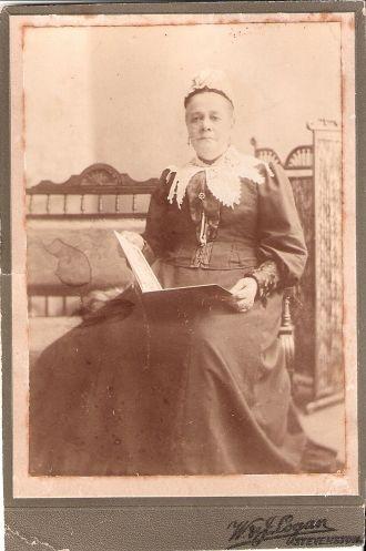 Edith (Ross) Bell